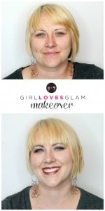 Easy makeup to make you look totally glamorous on www.girllovesglam.com