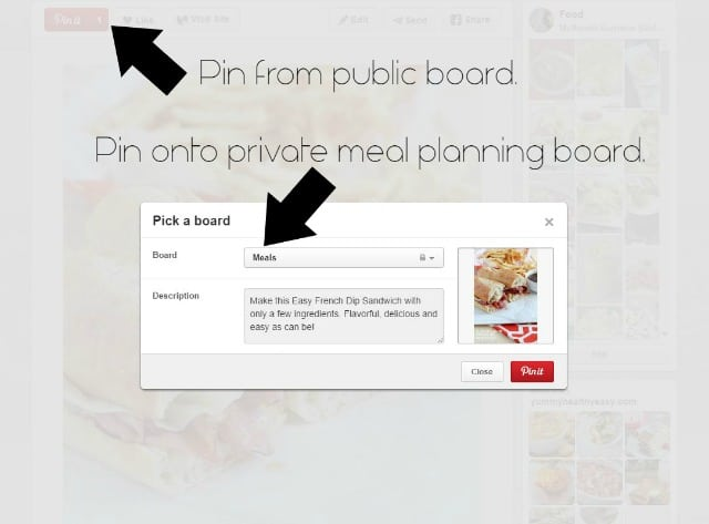 Meal Planning Tips on www.girllovesglam.com