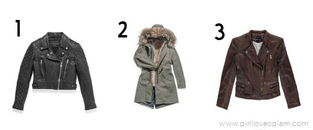 Outerwear Eye Candy Gorgeous Coats on www.girllovesglam.com