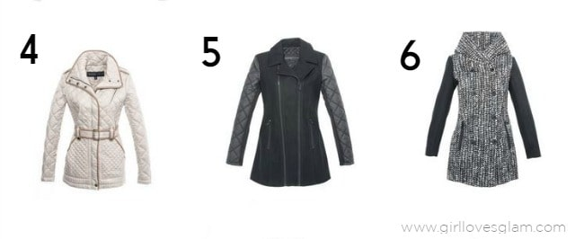 Outerwear Eye Candy Women's Coats on www.girllovesglam.com