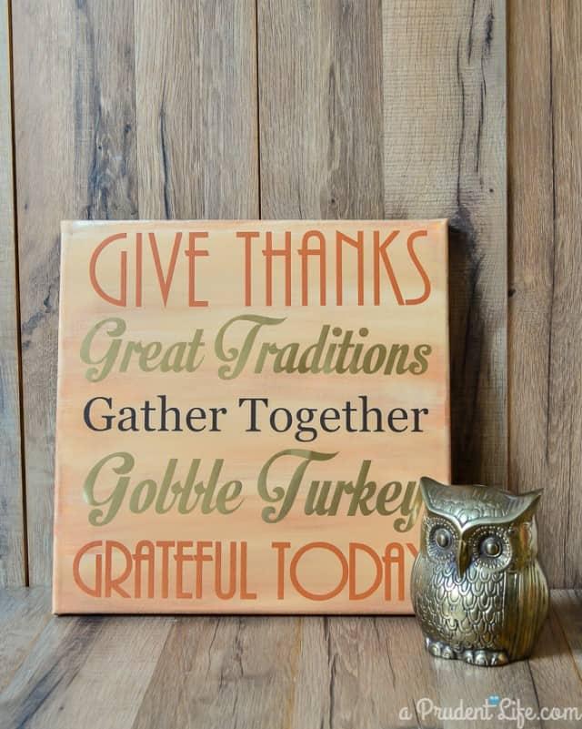 Thanksgiving Art 2