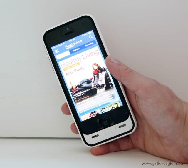 Sam's Club Healthy Living App on www.girllovesglam.com