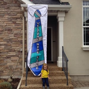 Return with Banner Missionary Banner