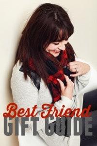 Best Friend Gift Guide on www.girllovesglam.com