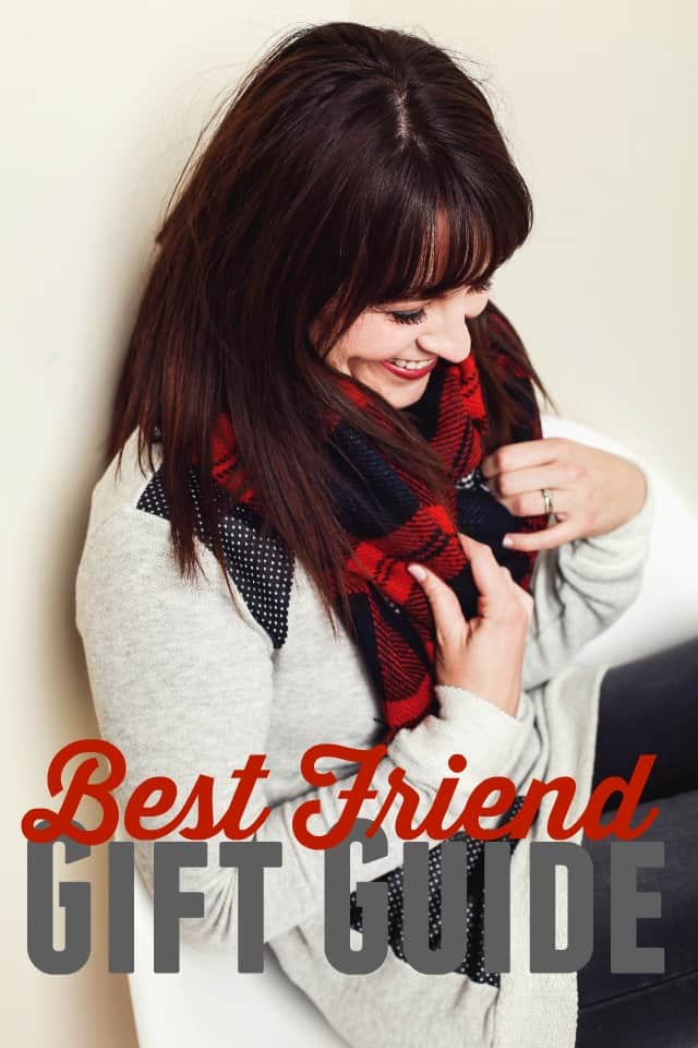 Best Friend Gift Guide on www.girllovesglam.com