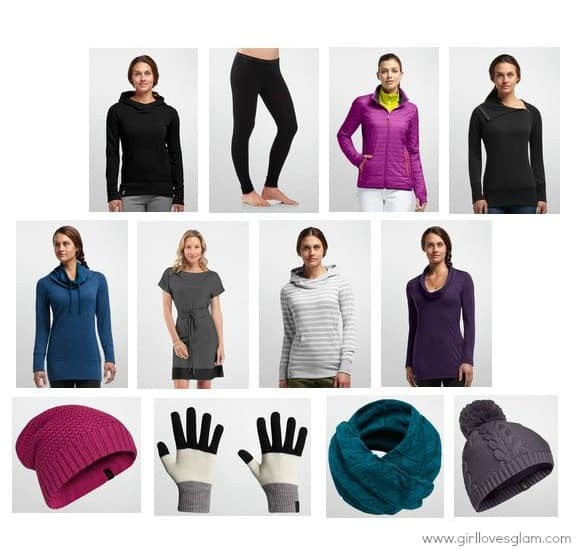 Perfect Gifts for an Active Woman on www.girllovesglam.com