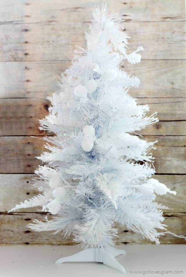 White Frozen Tree on www.girllovesglam.com
