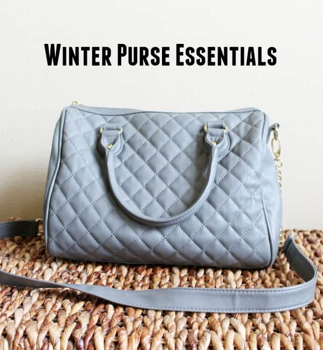 Winter Purse Essentials on www.girllovesglam.com #swissherbs