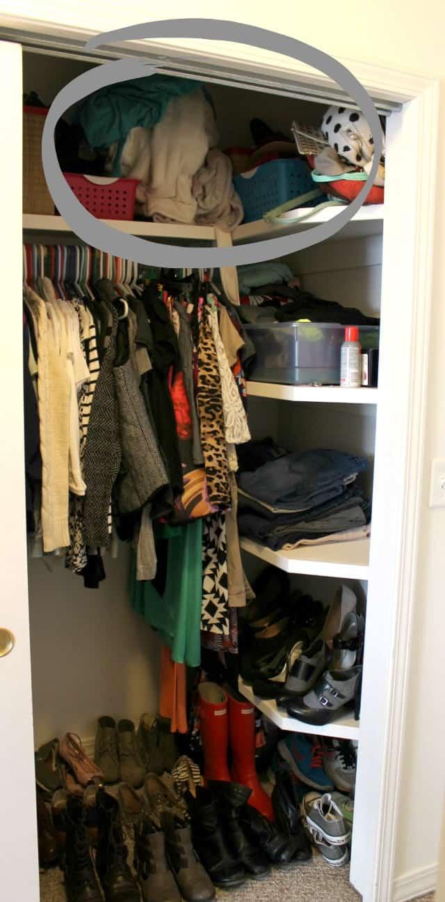 Closet Organization Tips on www.girllovesglam.com