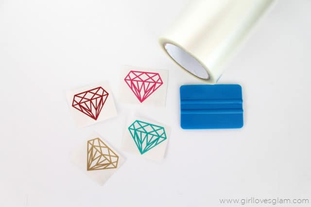 Gem Decal Valentine on www.girllovesglam.com
