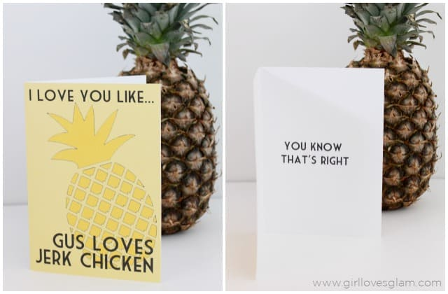 Psych Printable Cards on www.girllovesglam.com