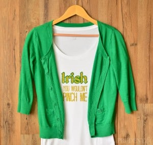 DIY St. Patrick's Day Shirt-15