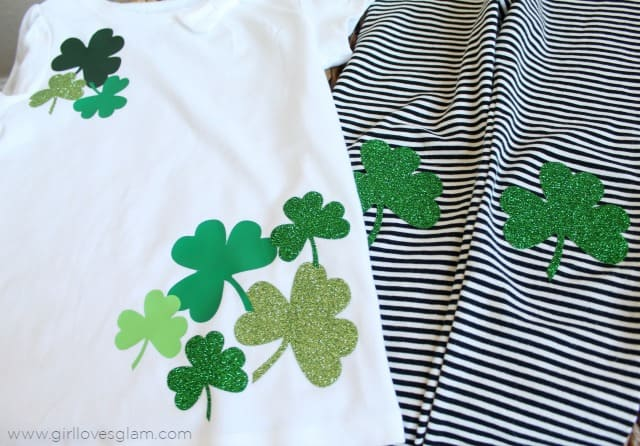 Easy DIY St Patrick's Day Outfit on www.girllovesglam.com
