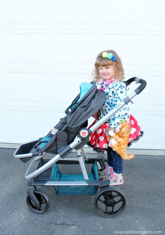 GB Stroller System on www.girllovesglam.com