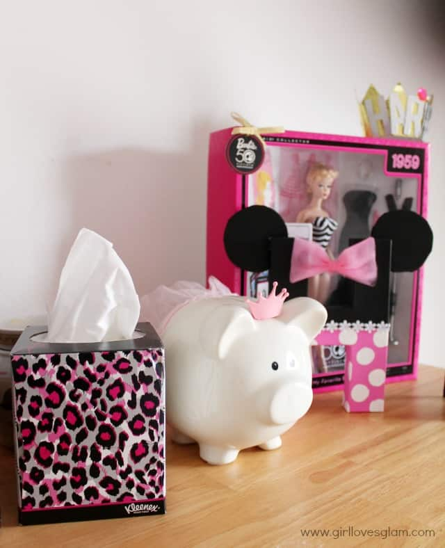 Cheetah Print Betsey Johnson Kleenex on www.girllovesglam.com #KleenexBetseyStyle