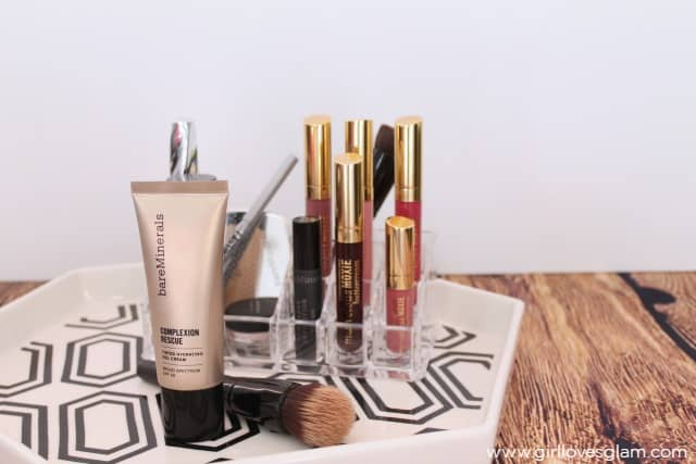 Favorite BareMinerals Products on www.girllovesglam.com