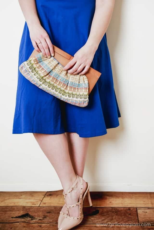 eShakti Dress on www.girllovesglam.com