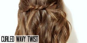 Curled Wavy Twist
