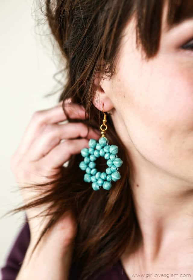 Noonday Collection Earrings on www.girllovesglam.com