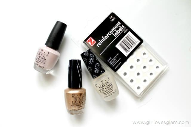 OPI Nail Art on www.girllovesglam.com