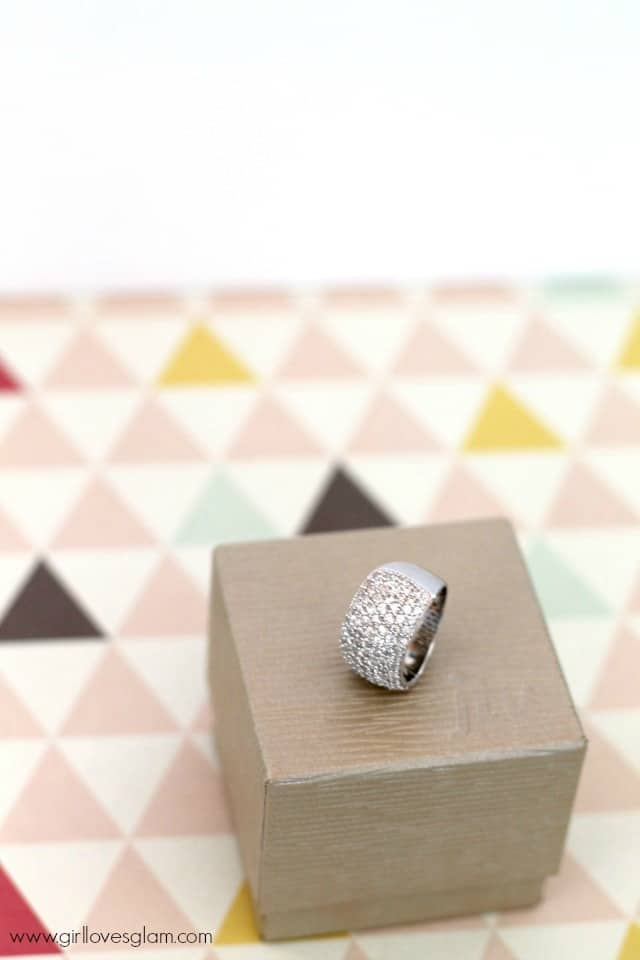 Ring Giveaway on www.girllovesglam.com