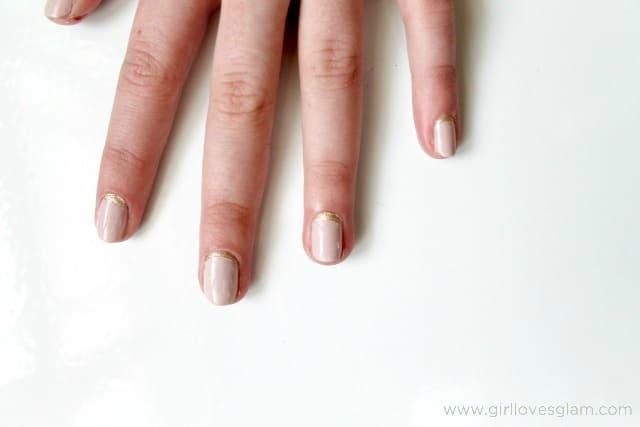 Spring Manicure on www.girllovesglam.com