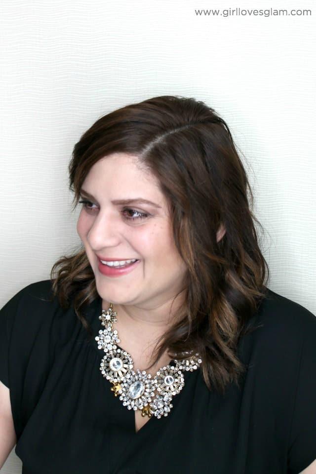 Makeover Reveal on www.girllovesglam.com