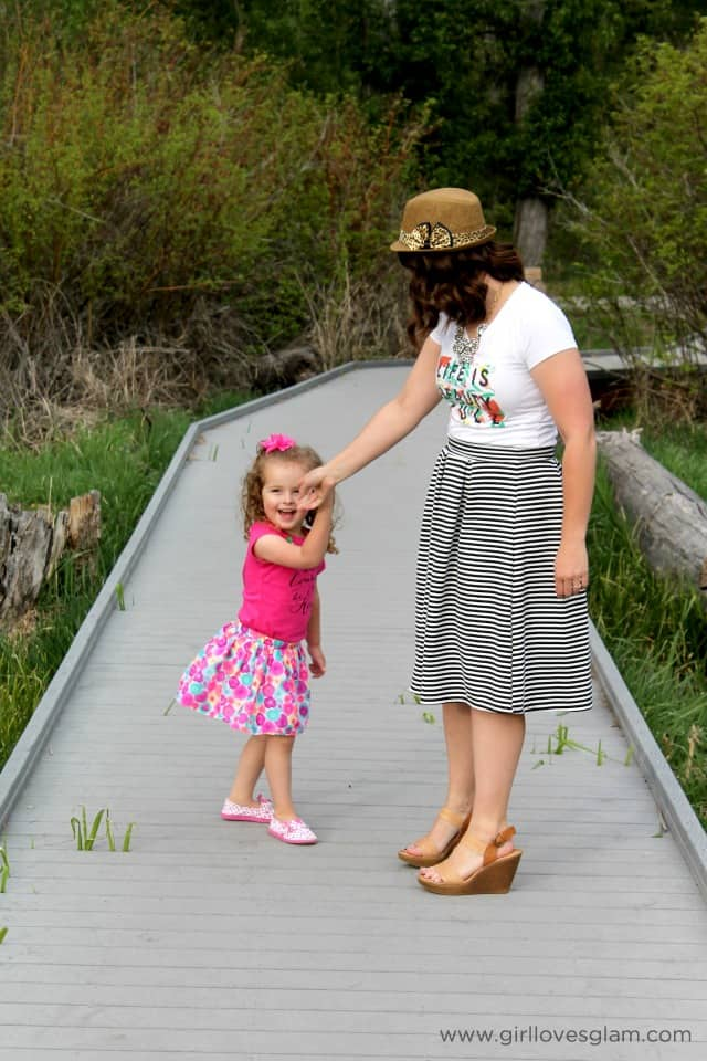 Mom Daughter Fashion on www.girllovesglam.com