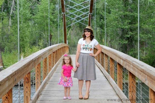 Simply Sage Market Summer Fashion for Mom and Preschooler on www.girllovesglam.com