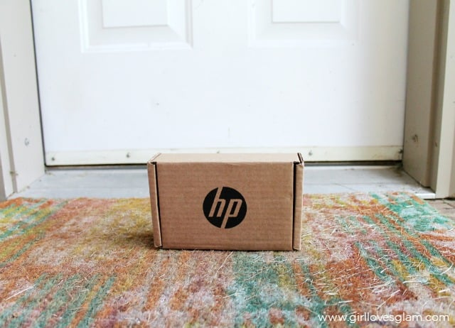 HP Instant Ink Delivery on www.girllovesglam.com