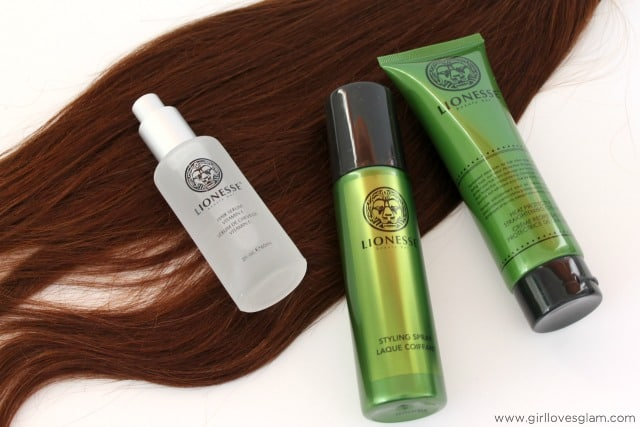 How to take care of hair extensions on www.girllovesglam.com
