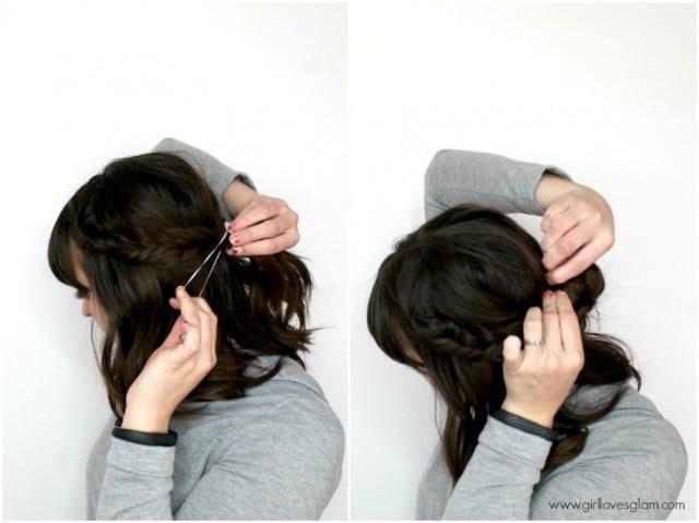 Short Hair Hairstyle on www.girllovesglam.com