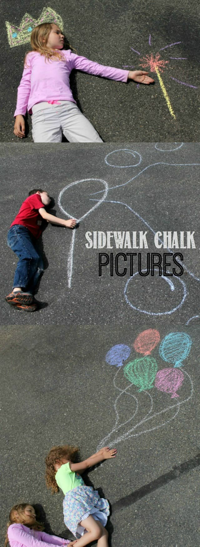 Sidewalk Chalk Pictures on www.girllovesglam.com