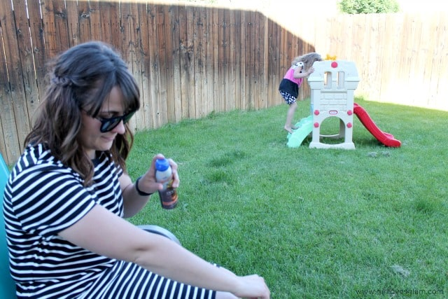 Summer Banana Boat Dry Oil Sunscreen on www.girllovesglam.com