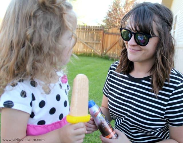 Summer Family Night Treats on www.girllovesglam.com