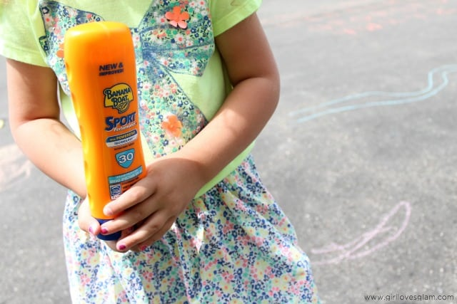 Banana Boat Sunscreen on www.girllovesglam.com