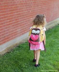Back to School Preschool Style on www.girllovesglam.com