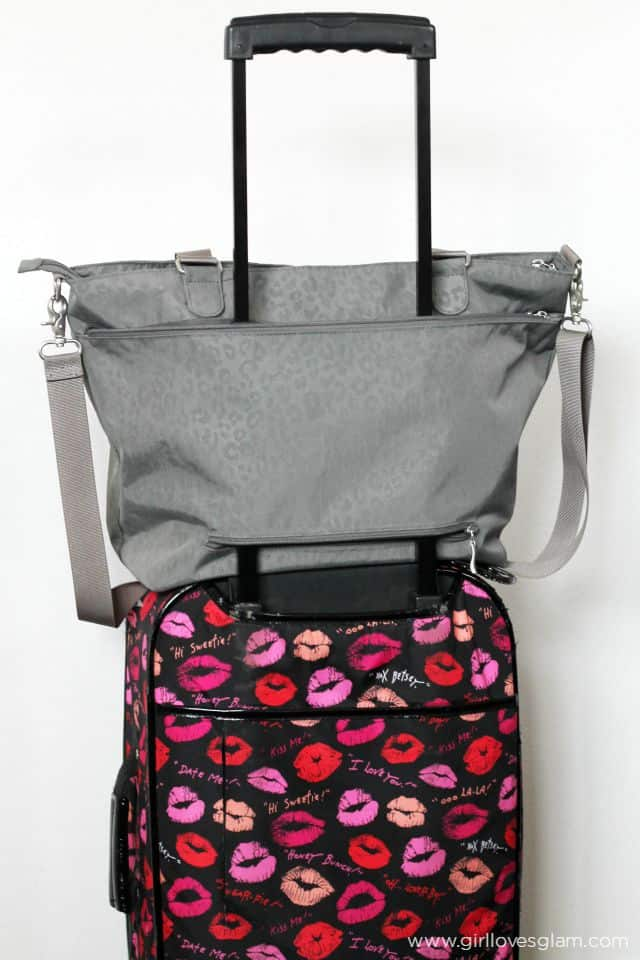 Baggallini Travel Purse Suitcase on www.girllovesglam.com