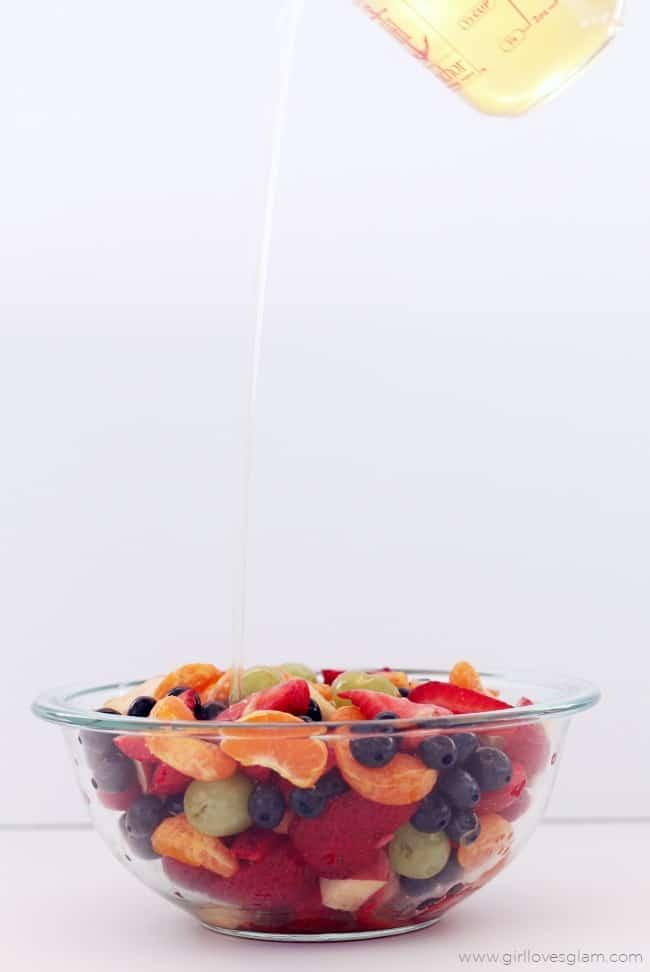 Fruit Salad Sugar Syrup by www.girllovesglam.com