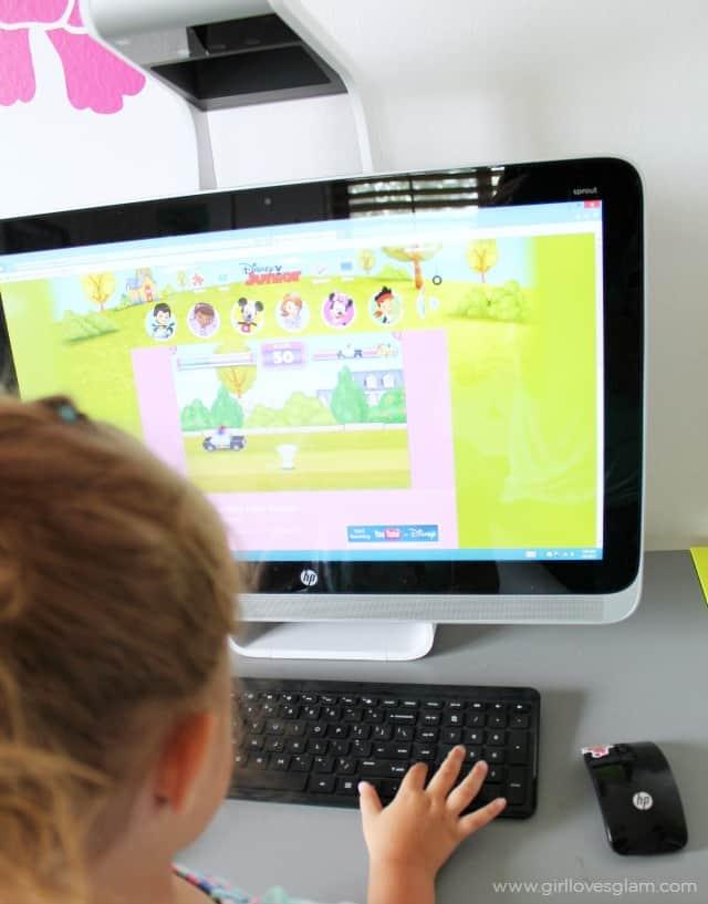 Preschool Computer Games on www.girllovesglam.com