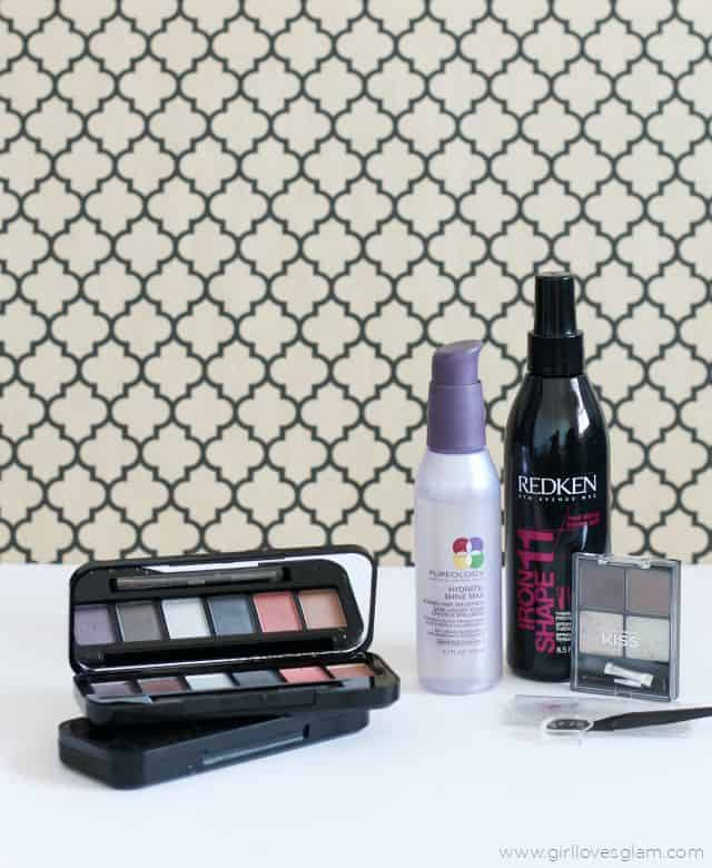 Favorite Hair and MakeupProducts on www.girllovesglam.com