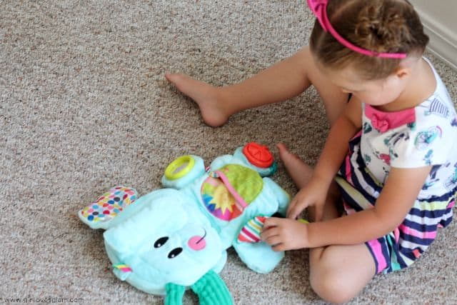 Kids Toy review on www.girllovesglam.com