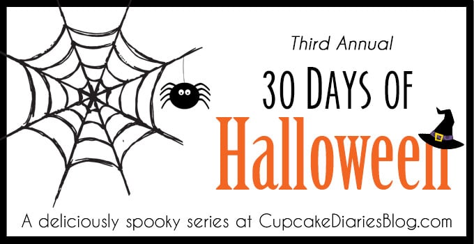 30 Days of Halloween on Cupcake Diaries