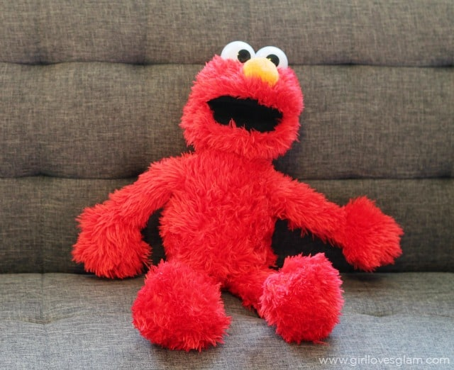 Elmo Gift Idea on www.girllovesglam.com