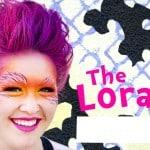 Lorax Makeup