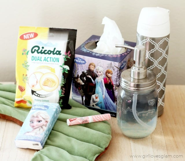 Prepping for Cold and Flu Season on www.girllovesglam.com #SwissHerbs