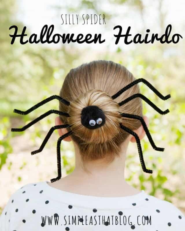 Spider Hairstyle