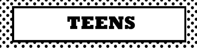 Great books for teens on www.girllovesglam.com