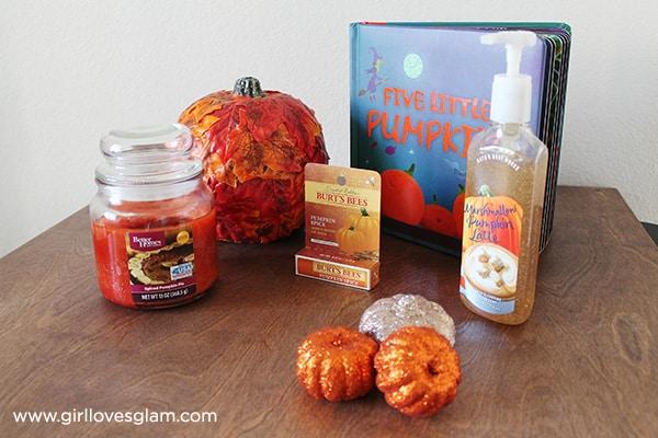 Pumpkin Favorites on www.girllovesglam.com