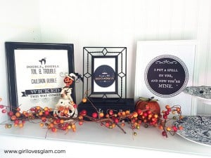 Halloween Printable Hocus Pocus Spell Printables on www.girllovesglam.com